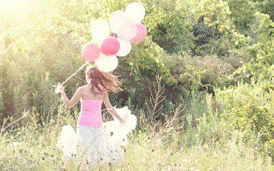 Roze meisjes